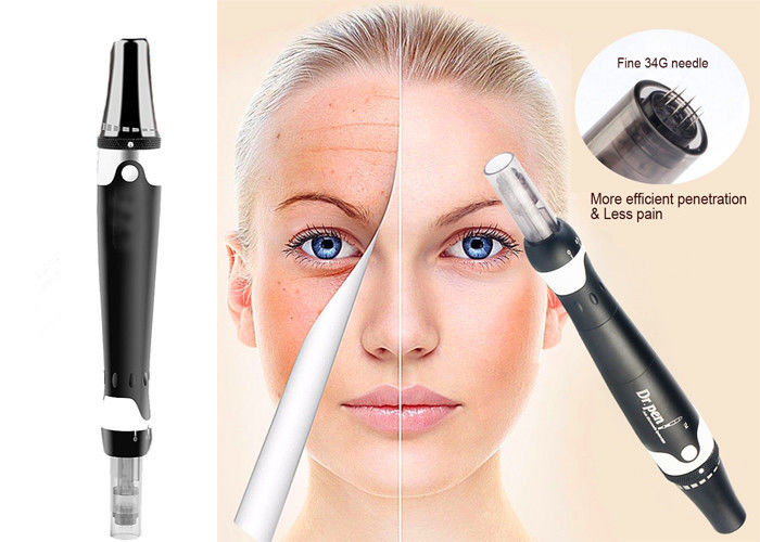 Adjustable Speed Electric Microneedling Pen For Anti Aging Scar Wrinkles